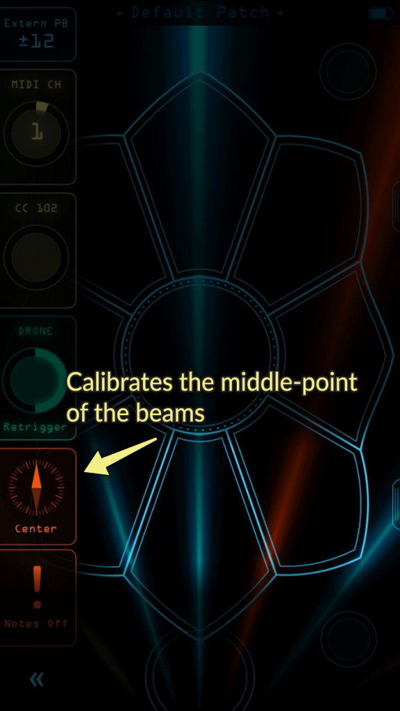 Sabre-Screenshot-Beams-calibrate